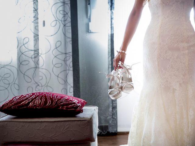 La boda de David y Silvia en Guadarrama, Madrid 16