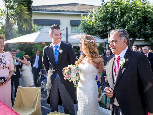 La boda de David y Silvia en Guadarrama, Madrid 19