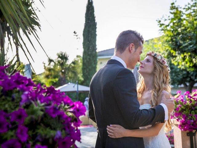 La boda de David y Silvia en Guadarrama, Madrid 22