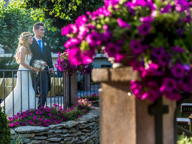 La boda de David y Silvia en Guadarrama, Madrid 25