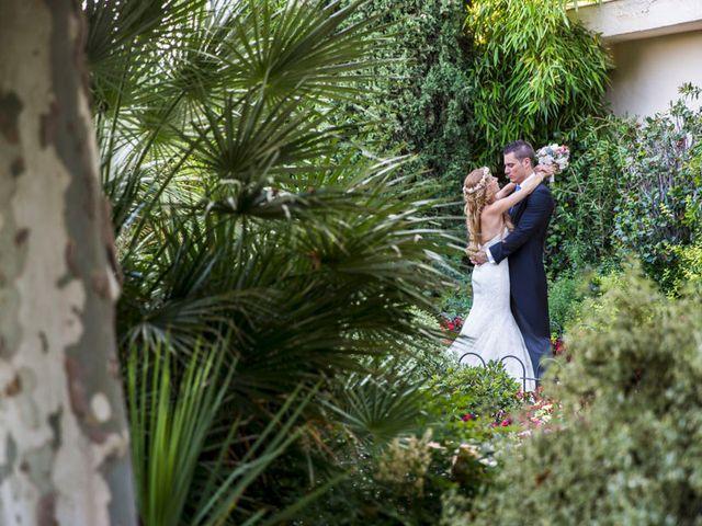 La boda de David y Silvia en Guadarrama, Madrid 26