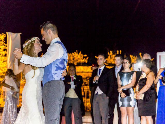 La boda de David y Silvia en Guadarrama, Madrid 37