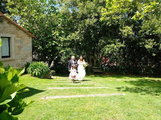 La boda de Mary y Sebe en Laxe, A Coruña 8