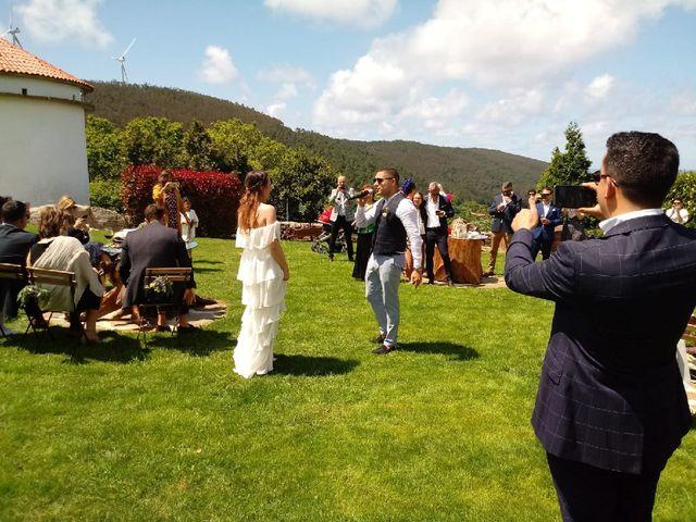La boda de Mary y Sebe en Laxe, A Coruña 9