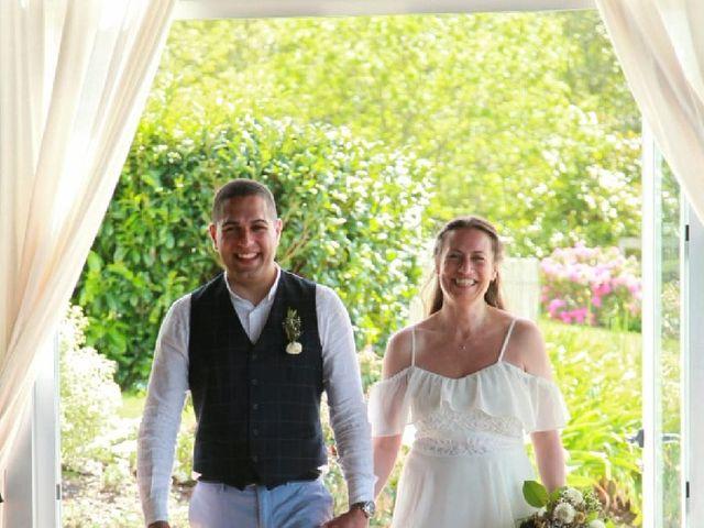 La boda de Mary y Sebe en Laxe, A Coruña 15