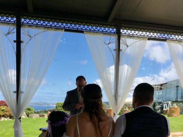 La boda de Mary y Sebe en Laxe, A Coruña 16