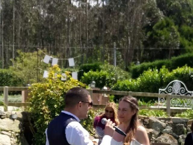 La boda de Mary y Sebe en Laxe, A Coruña 17