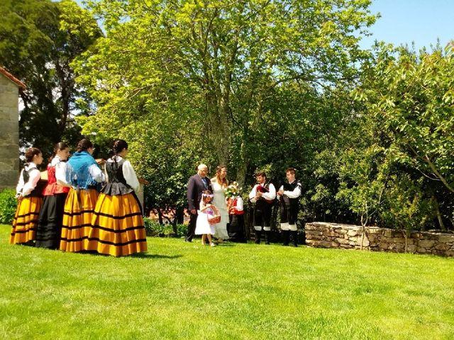La boda de Mary y Sebe en Laxe, A Coruña 18