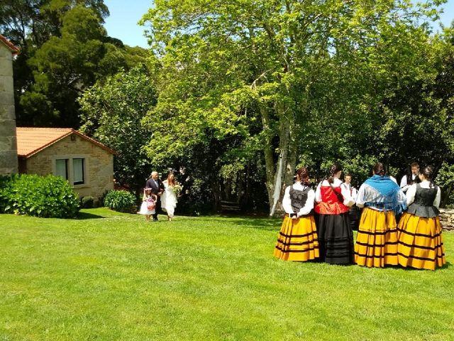 La boda de Mary y Sebe en Laxe, A Coruña 1