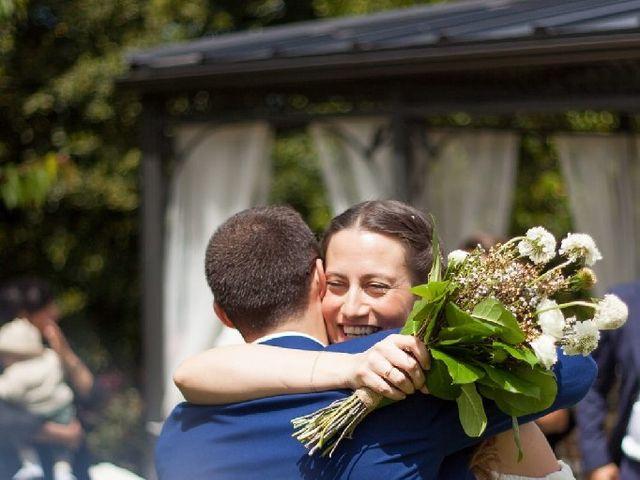 La boda de Mary y Sebe en Laxe, A Coruña 19