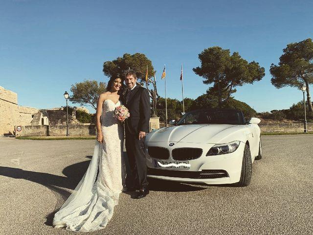 La boda de Daniel y Irene  en Palma De Mallorca, Islas Baleares 2