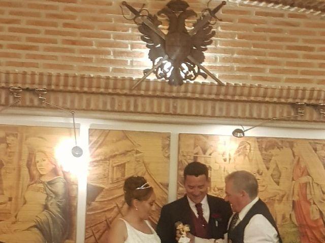 La boda de Angel y Cruz en Laguna De Duero, Valladolid 3