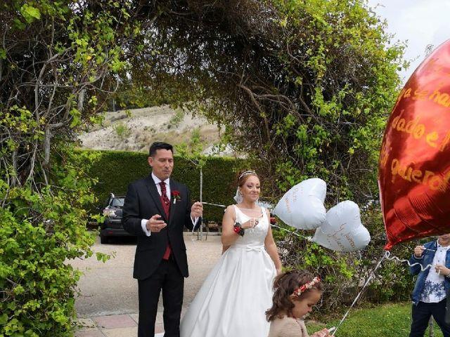 La boda de Angel y Cruz en Laguna De Duero, Valladolid 4