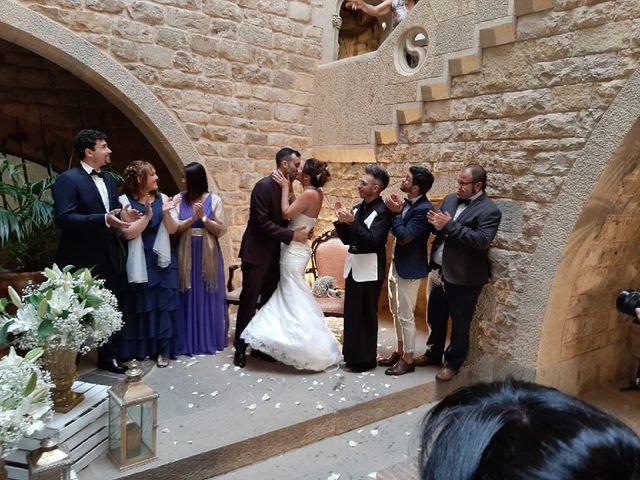 La boda de Silvia y Jaume