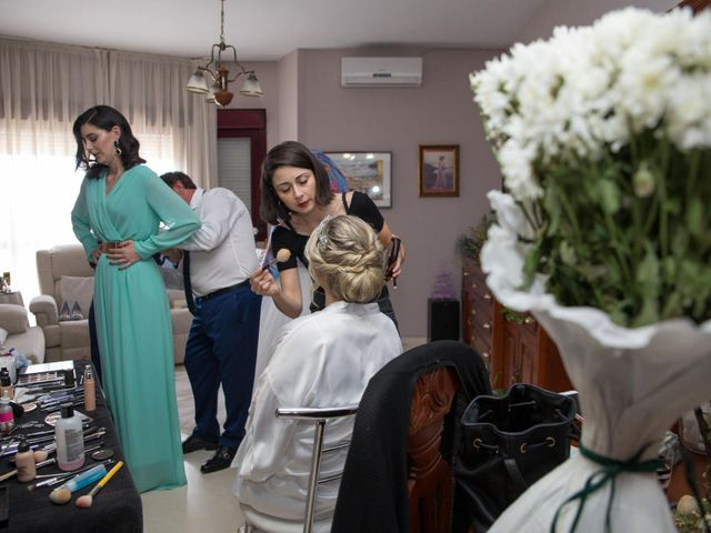 La boda de Pablo y Marta en Gerena, Sevilla 17