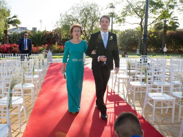 La boda de Pablo y Marta en Gerena, Sevilla 41