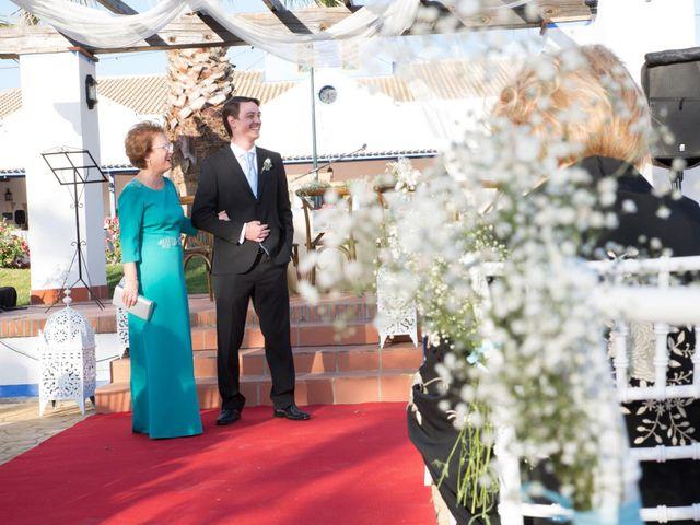 La boda de Pablo y Marta en Gerena, Sevilla 42