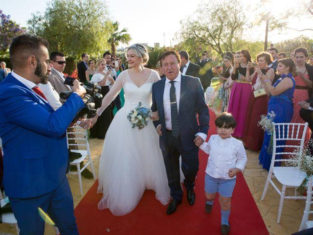 La boda de Pablo y Marta en Gerena, Sevilla 50