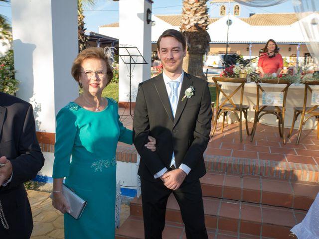 La boda de Pablo y Marta en Gerena, Sevilla 51