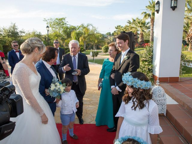 La boda de Pablo y Marta en Gerena, Sevilla 52