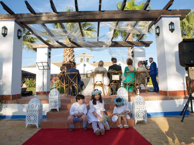 La boda de Pablo y Marta en Gerena, Sevilla 54