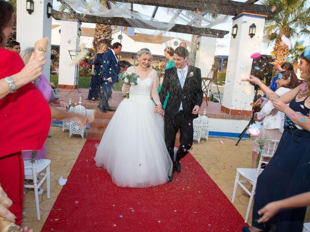 La boda de Pablo y Marta en Gerena, Sevilla 61
