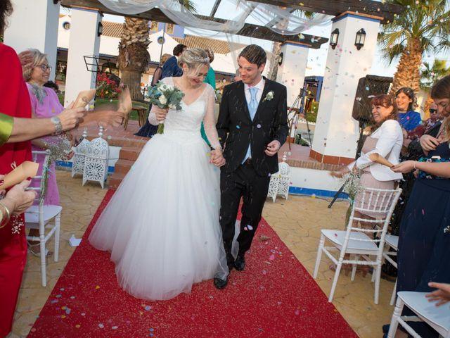 La boda de Pablo y Marta en Gerena, Sevilla 62