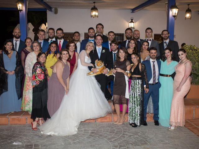 La boda de Pablo y Marta en Gerena, Sevilla 70