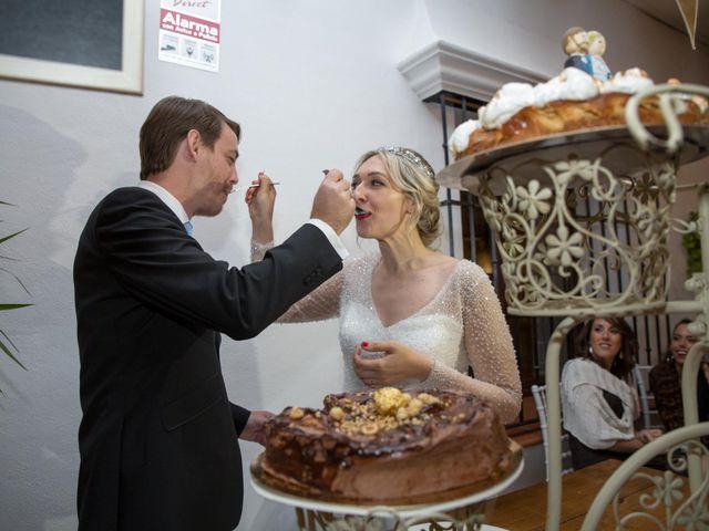 La boda de Pablo y Marta en Gerena, Sevilla 76