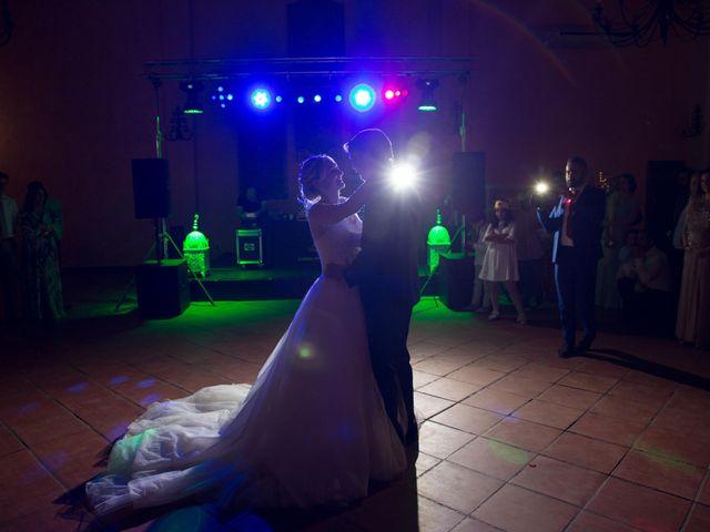 La boda de Pablo y Marta en Gerena, Sevilla 80