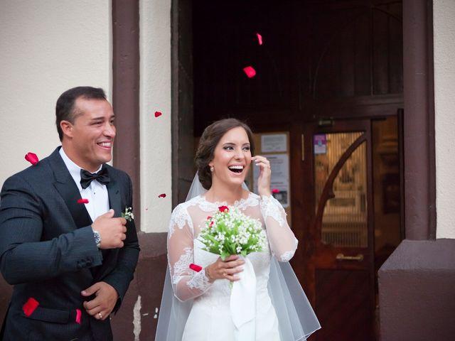 La boda de Anna y Evan