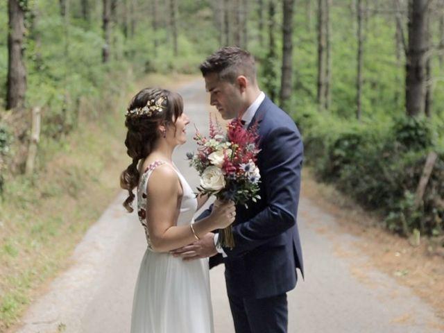 La boda de Jonan y Jaione en Atxondo, Vizcaya 4