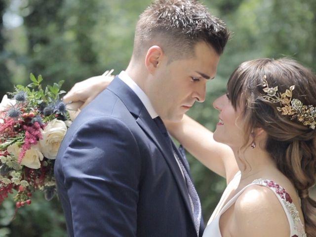 La boda de Jonan y Jaione en Atxondo, Vizcaya 5