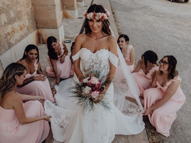 La boda de Jose y Desi en Binissalem, Islas Baleares 4