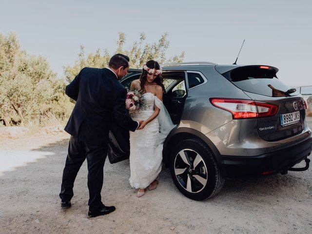 La boda de Jose y Desi en Binissalem, Islas Baleares 30