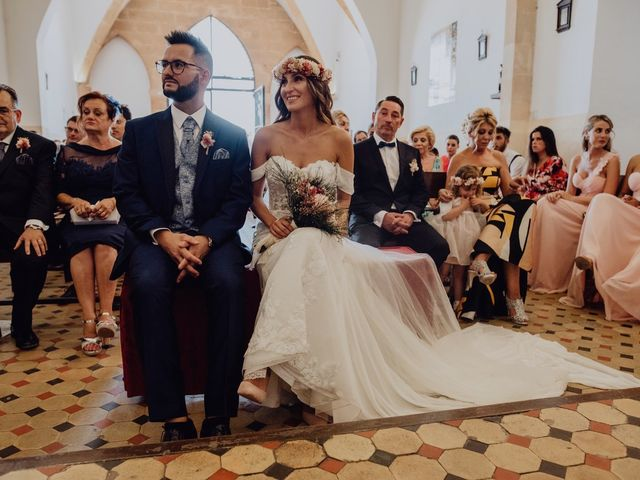 La boda de Jose y Desi en Binissalem, Islas Baleares 32