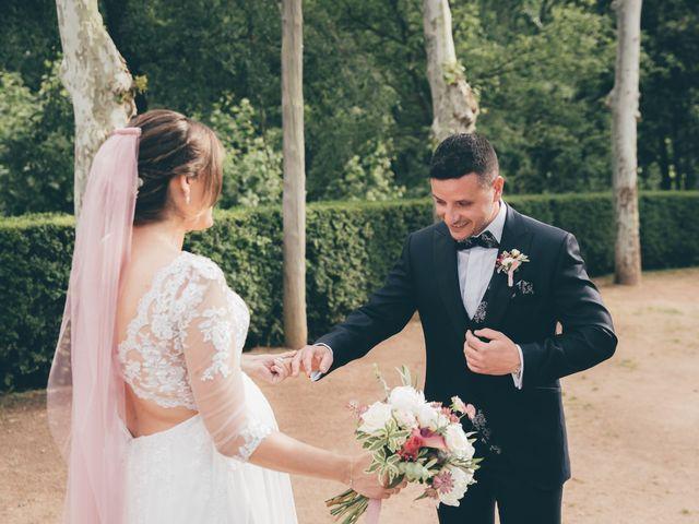 La boda de Oliver y Jessica en Vilanova De Sau, Barcelona 25