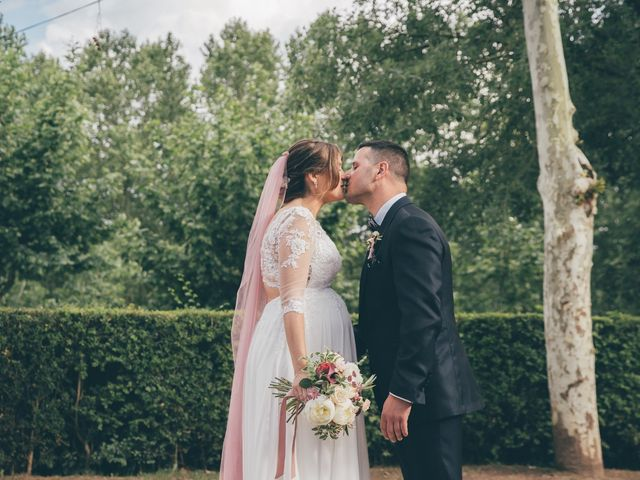 La boda de Oliver y Jessica en Vilanova De Sau, Barcelona 26