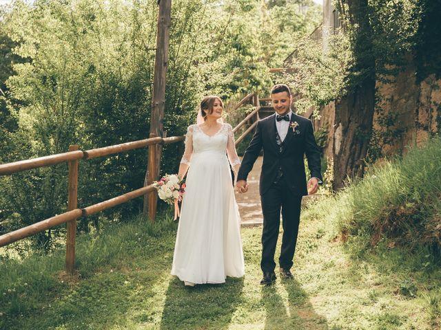 La boda de Oliver y Jessica en Vilanova De Sau, Barcelona 27