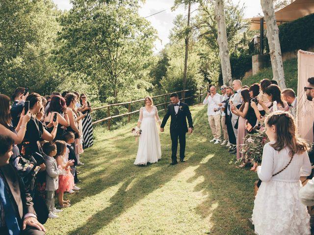 La boda de Oliver y Jessica en Vilanova De Sau, Barcelona 28