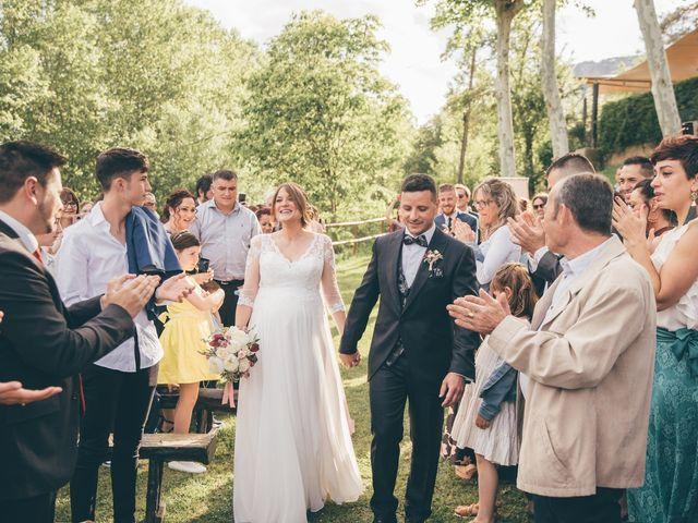 La boda de Oliver y Jessica en Vilanova De Sau, Barcelona 29