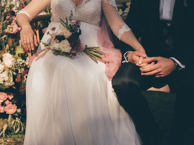 La boda de Oliver y Jessica en Vilanova De Sau, Barcelona 34