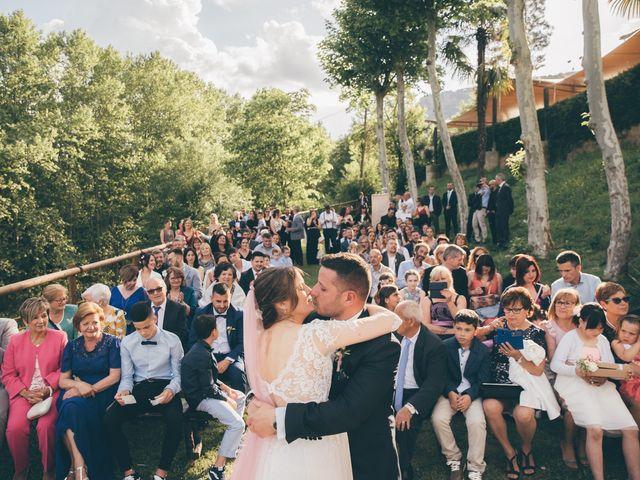 La boda de Oliver y Jessica en Vilanova De Sau, Barcelona 35