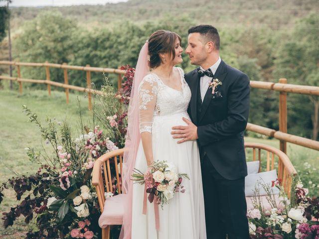 La boda de Oliver y Jessica en Vilanova De Sau, Barcelona 36