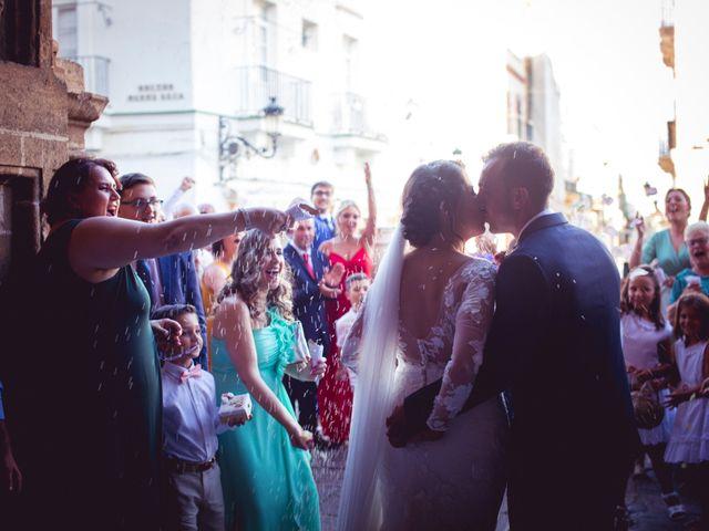 La boda de Martín y Cristina en El Puerto De Santa Maria, Cádiz 5