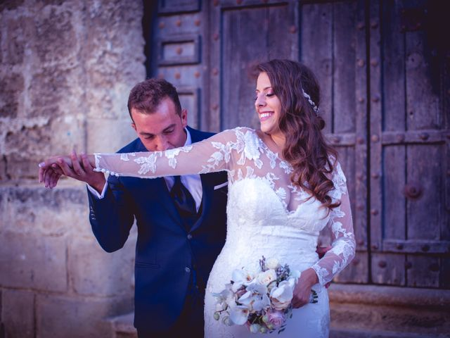 La boda de Martín y Cristina en El Puerto De Santa Maria, Cádiz 6
