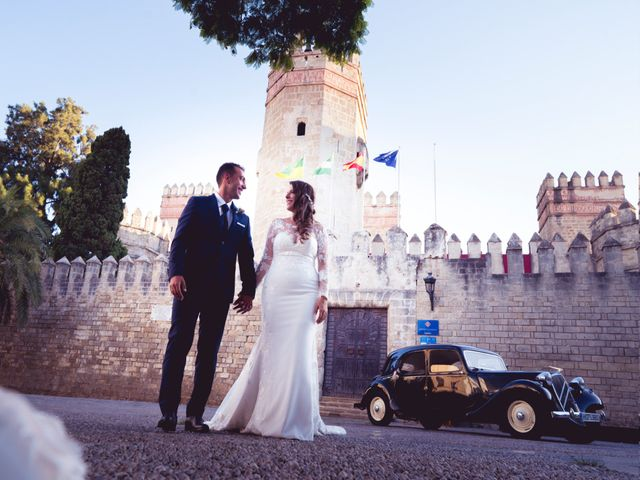La boda de Cristina y Martín