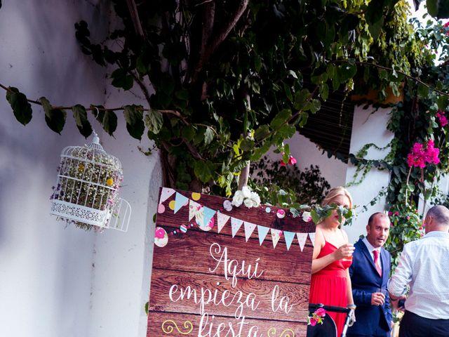 La boda de Martín y Cristina en El Puerto De Santa Maria, Cádiz 37