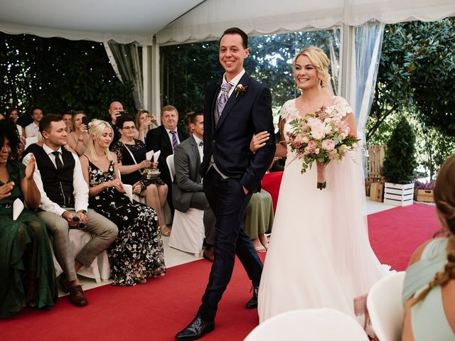 La boda de Paco y Kasia en Redondela, Pontevedra 15