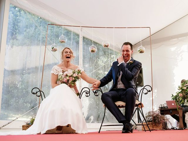 La boda de Paco y Kasia en Redondela, Pontevedra 1